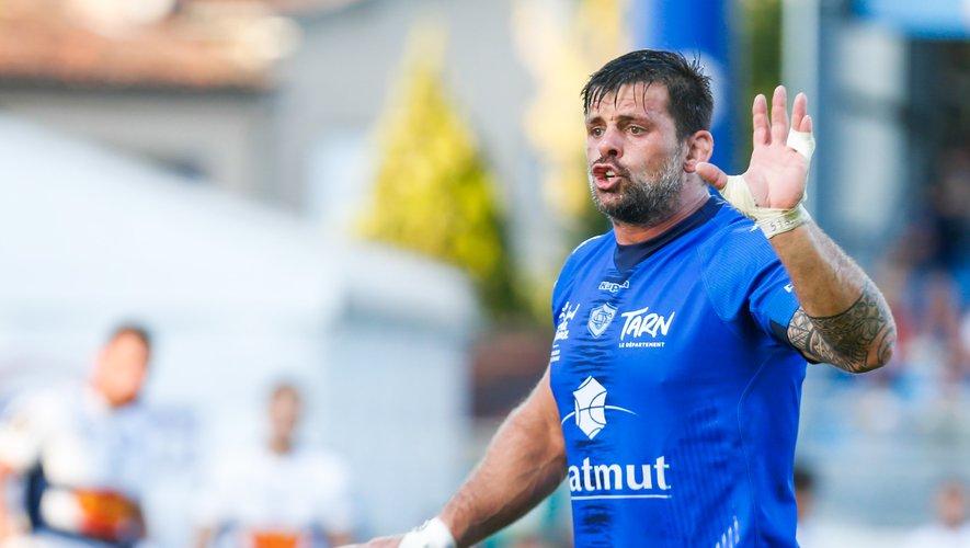 Rodrigo Capo Ortega, dix-huit saisons castraises, ne sera plus un joueur du CO la saison prochaine.