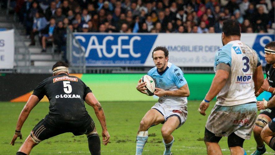 Julien Tisseron et les Bayonnais sont face à un immense défi en recevant l'ogre toulousain.
