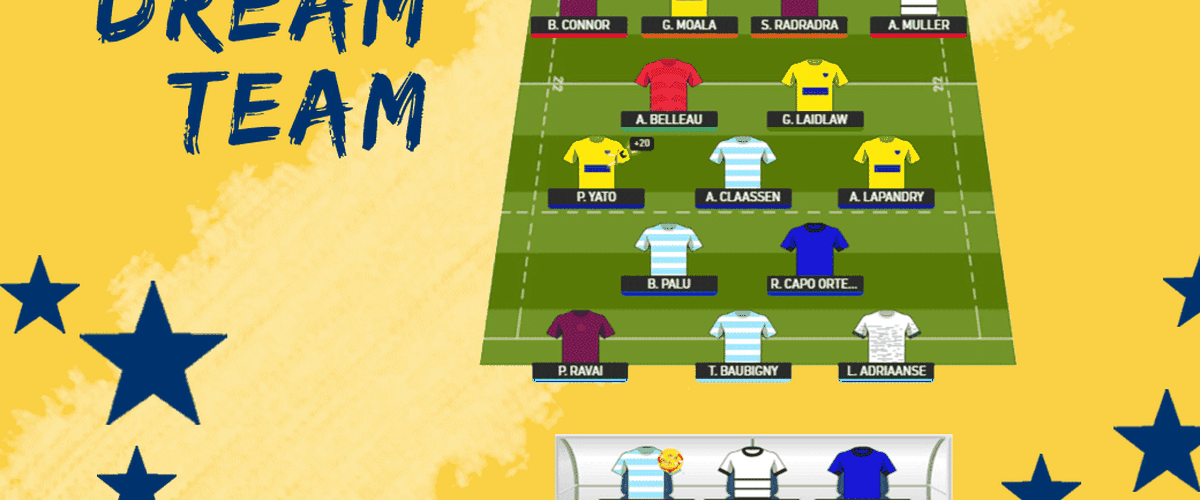 La Dream Team de la 17ème journée