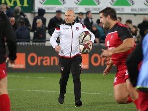 Pierre Mignoni - Manager de Lyon