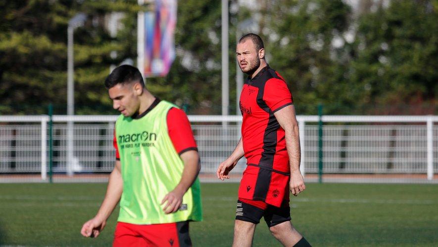 Léo Bastien a connu une année noire minée par les blessures. Après avoir rejoué à Grenoble, le deuxième ligne du Bo devrait enchaîner contre Nevers. Photo PO
