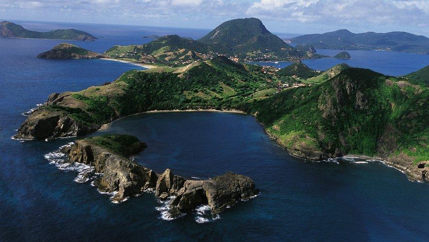 Sur le chemin du retour, la délégation française profitera des plages de la Guadeloupe. Photo Icon Sport