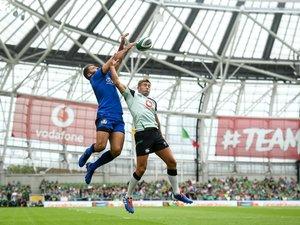 Le match Irlande-Italie n'aura donc pas lieu à Dublin ce samedi comme prévu, pour cause de Coronavirus. La rencontre du Tournoi pourrait avoir lieu finalement au mois d'octobre.