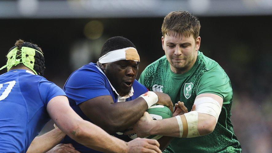 Demba Bamba (France) et Iain Henderson (Irlande) ne se retrouveront pas le week-end prochain pour le dernier match du Tournoi. Le Comité a décidé de reporté tous les matchs fin octobre