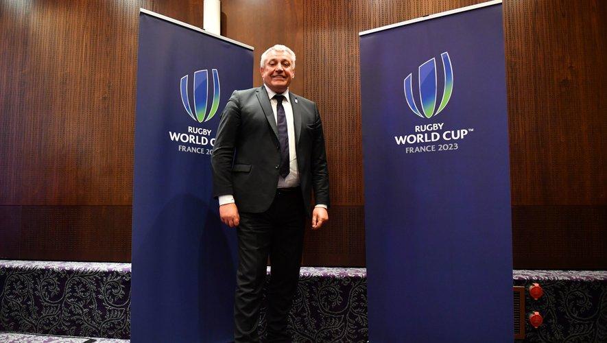 Claude Atcher, directeur pour France 2023