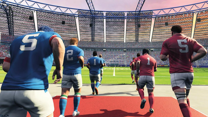 Le rugby version 2.0