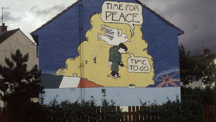 Les troubles en Irlande, mai 68 et l'apartheid