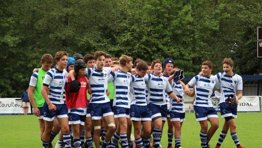 Les moins de 16 ans de Versailles sont plus de soixante. Et c'est la seule section du club dont le nombre de joueurs a un peu baissé.