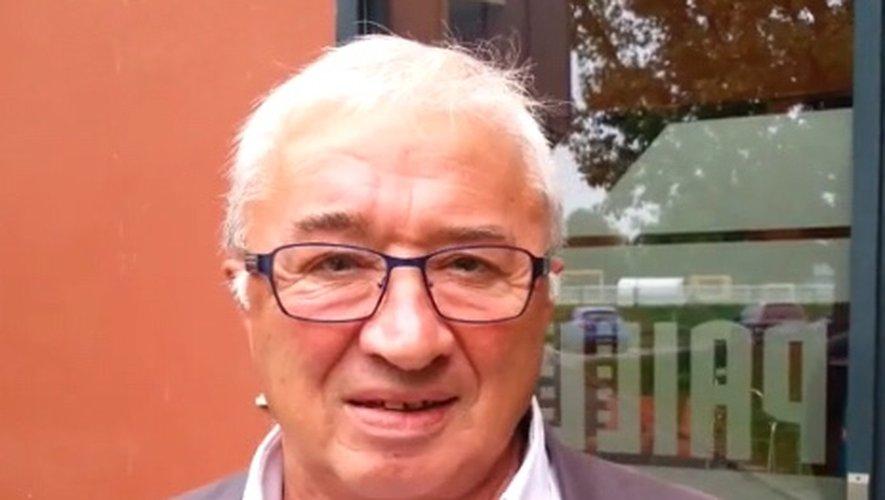 Maurice Buzy-Pucheu vice-président de la FFR en charge des amateurs