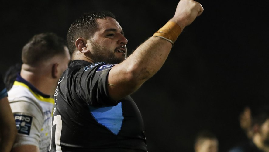 Pro D2 - Sofiane Chellat (Massy) contre Nevers en janvier 2019