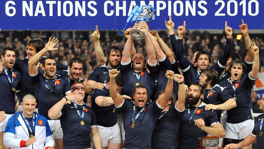 La France soulève son neuvième Grand Chelem