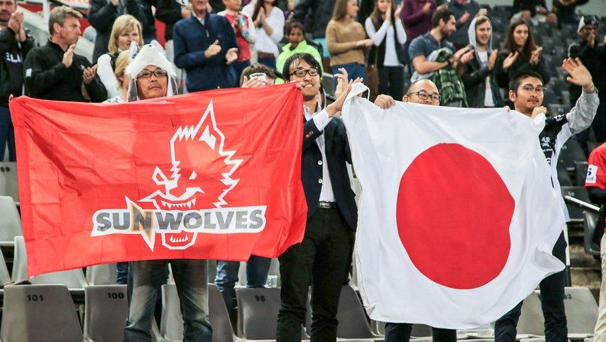Malgré leur popularité, les Sunwolves disparaissent après cinq ans d'existence.