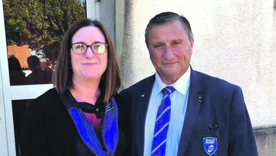Armando Cutone, président de la Ligue Grand Est de rugby évoque les grandes problématiques de gestion de ce territoire trop vaste