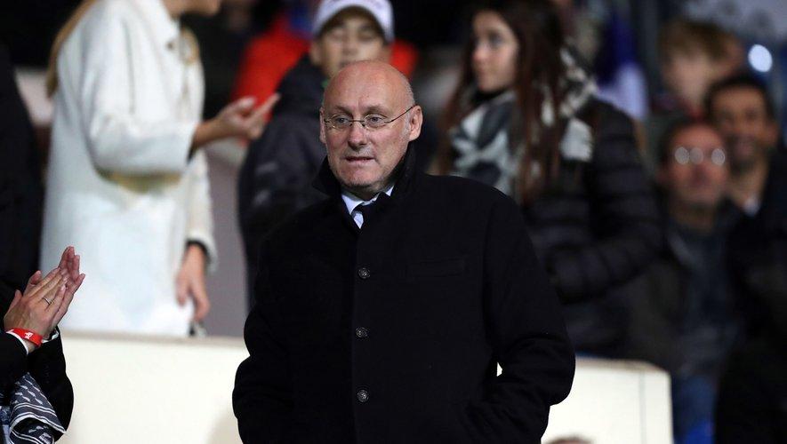 Bernard Laporte (président de la FFR) nous raconte son match contre Toulon lorsqu'il joué avec Bègles en 1991