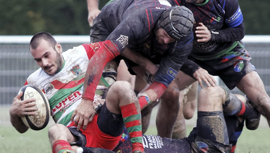 Au vu de la situation sanitaire, la Fédération française de rugby a décidé de mettre un terme à toutes ses compétitions amateurs