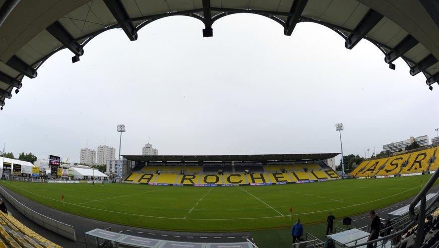 Le Stade Marcel Deflandre de La Rochelle