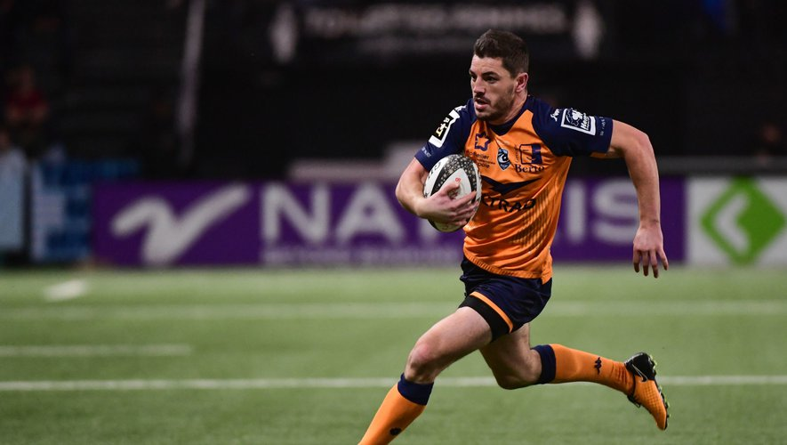 Top 14 - Anthony Bouthier (Montpellier)
