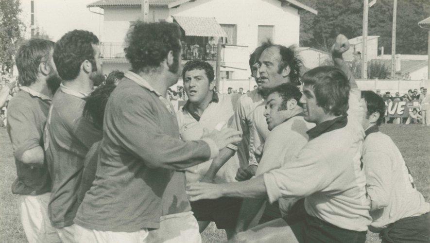 1972 : Lavelanet - Nice, un après-midi de chiens!