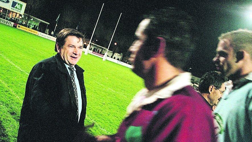 Martinet : « Ce sont de très petites gens qui m'ont sorti du rugby »