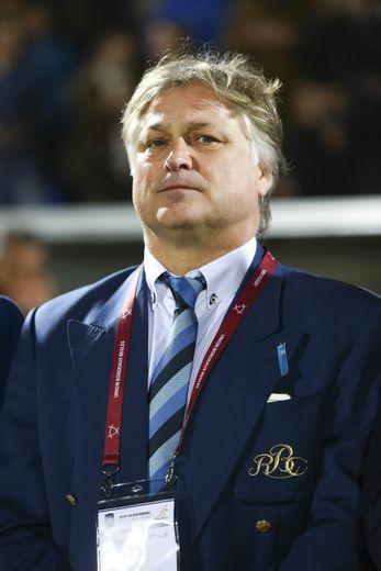Denis Charvet - Directeur sportif de Barbarians