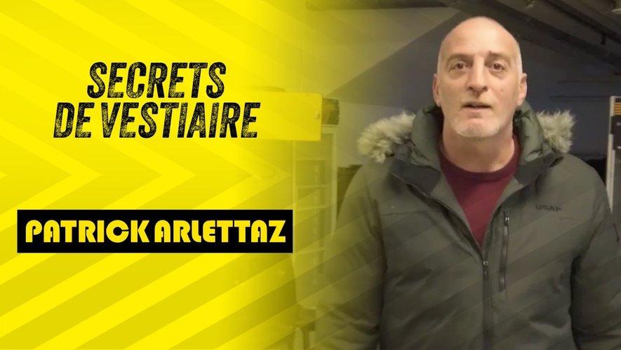 Patrick Arlettaz, se livre.