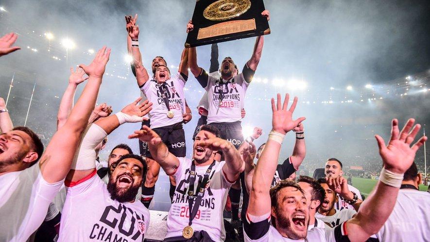 Top 14 2019-2020 - Il y aura bien un champion cette année !
