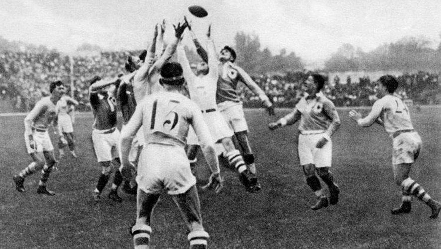 Ce match fut une cruelle déconvenue pour des Français trop arrogants. Les Américains ont assommés sans jamais céder au jeu déloyal. Photos DR