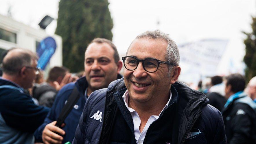 Philippe Tayeb, Président de l'Aviron bayonnais