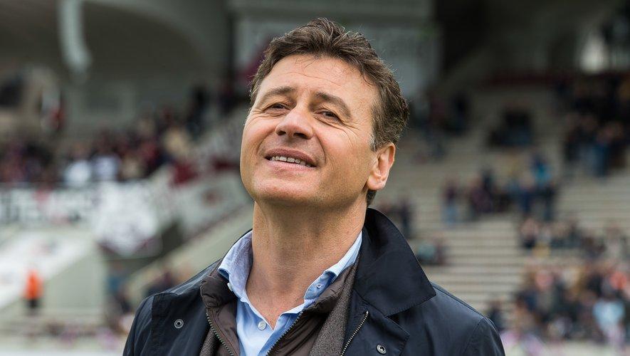LaurentMarti, Président de l'Union Bordeaux-Bègles