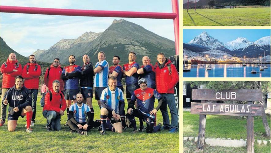 Ushuaïa, terre de rugby