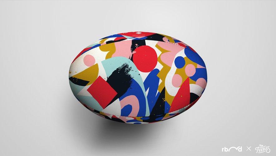 Les ballons, écoresponsables, sont dessinés par des artistes. Photo DR