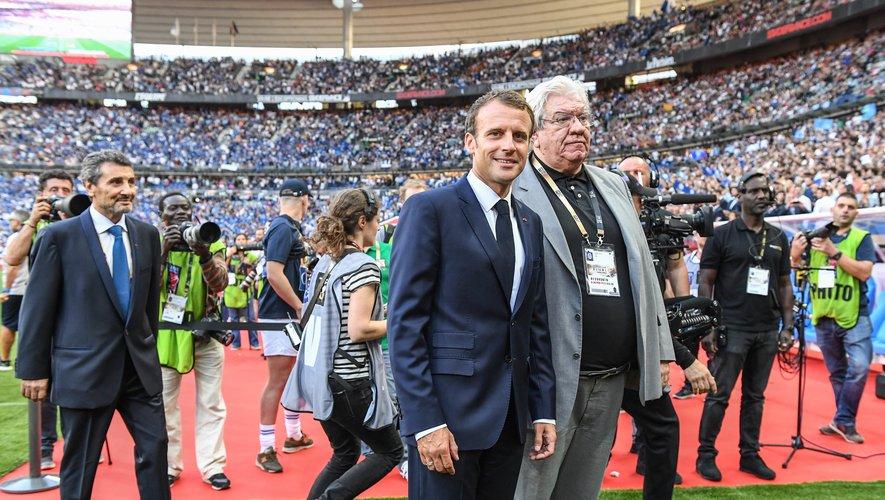 Paul Goze, devra à l'instar d'Emmanuel Macron (à une échelle beaucoup plus importante), trouver le juste équilibre concernant la reprise du championnat, avec l'évolution des mesures sanitaires mises en place dans le pays.