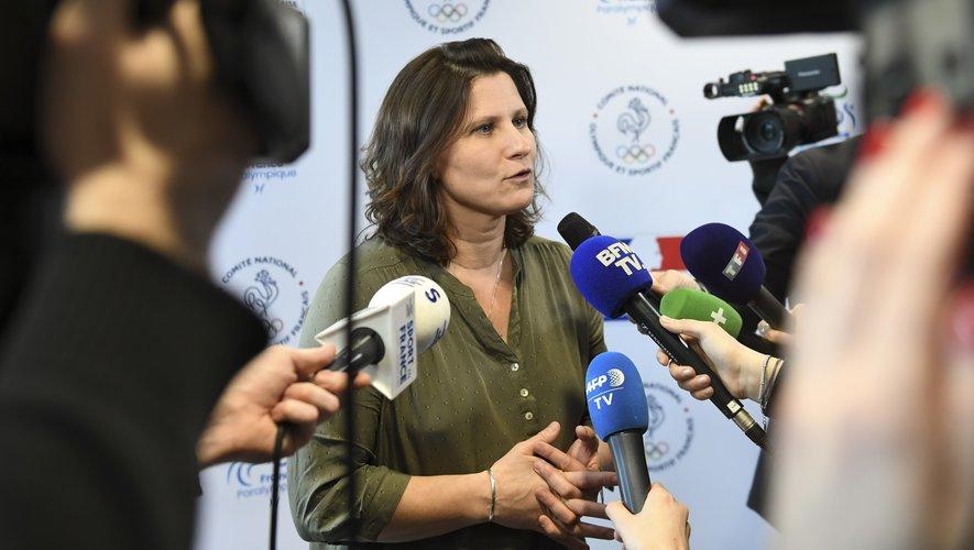 Roxana Maracineanu, Ministre des sports