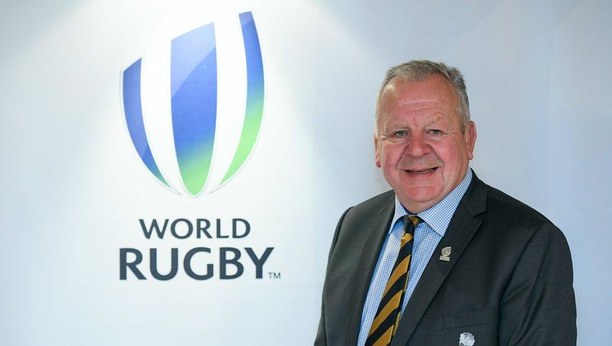 L'Anglais Bill Beaumont est réélu en tant que président de World Rugby. Il a recueilli 28 voix contre 23 pour son adversaire, l'Argentin Agustin Pichot.