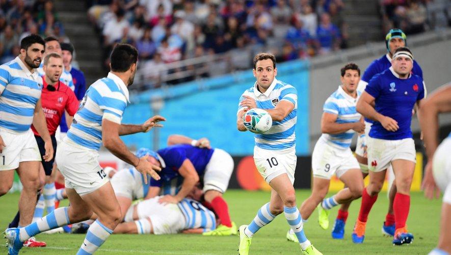 Nicolas Sanchez a connu pas mal de moments difficiles cette saison que ce soit sous les couleurs du Stade français ou de l'Argentine lors de la dernière Coupe du monde.