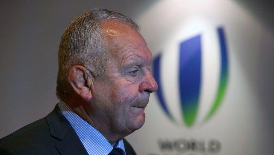 International - Bille Beaumont (World Rugby)