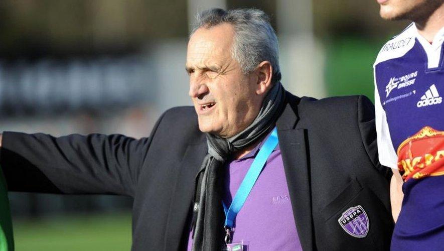 Jean-Pierre Humbert - Président de Bourg-en-Bresse