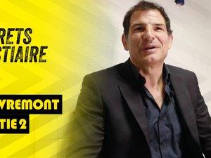 Seconde partie des Secrets de vestiaire de Marc Lièvremont.