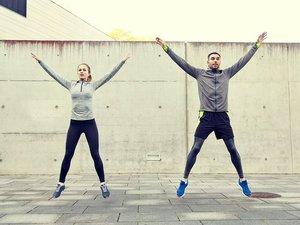 Des jumping jacks seront à réaliser durant ce nouveau WOD