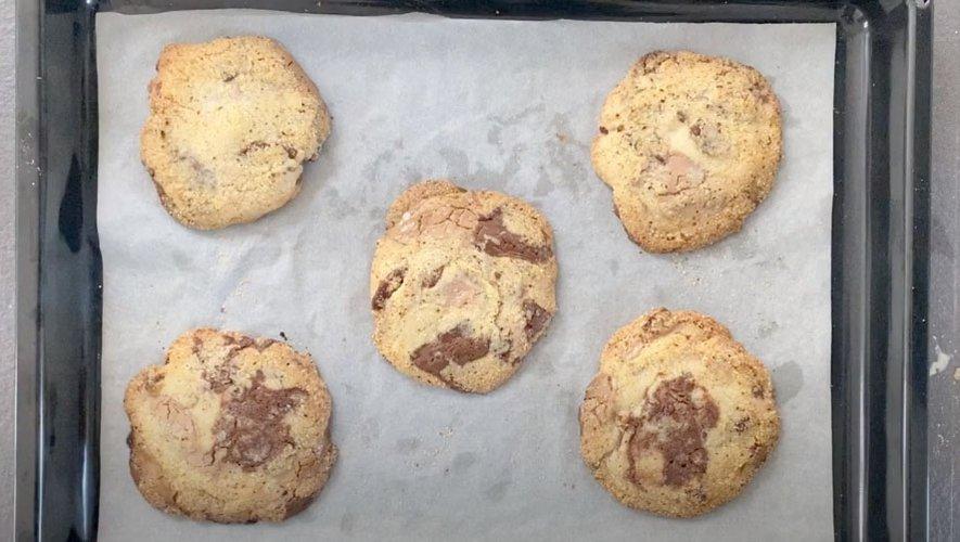 Les cookies de Boulom... La recette du chef Duboué