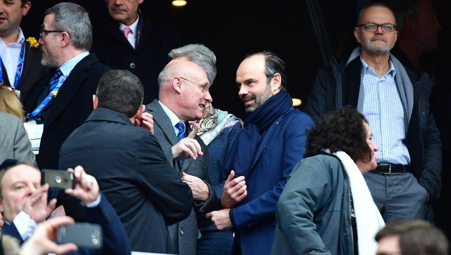 Jeudi, Bernard Laporte a rencontré le Premier ministre Édouard Philippe, pour évoquer la situation du rugby français. Le patron du rugby français est ressorti de Matignon avec une perspective, enfin rassurante.