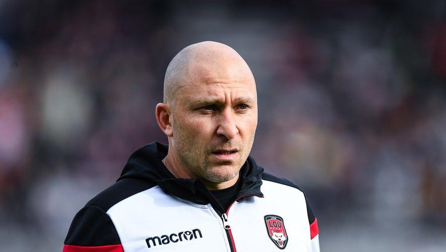 Pierre MIGNONI, manager de Lyon.