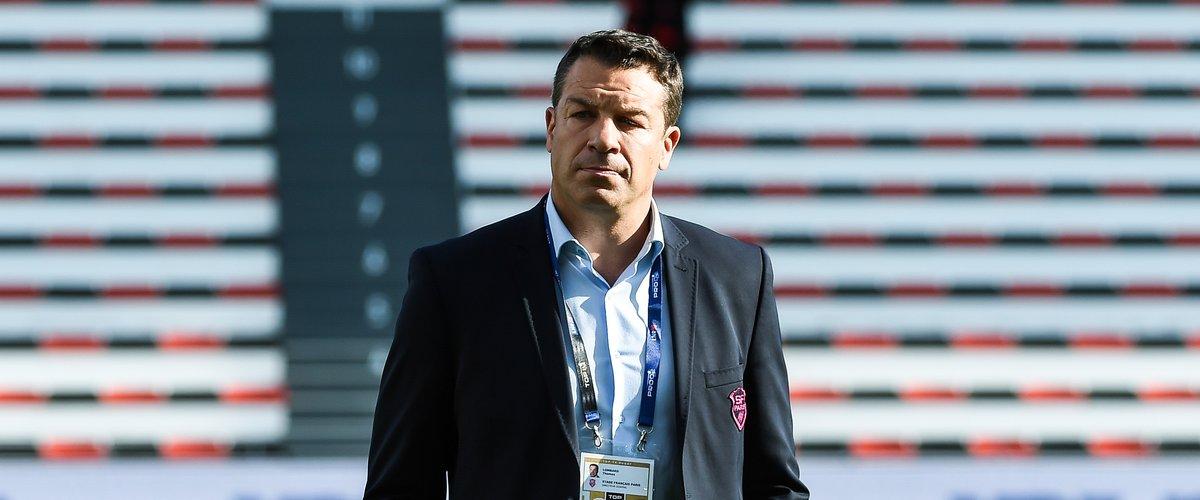 Thomas Lombard, directeur général du Stade français