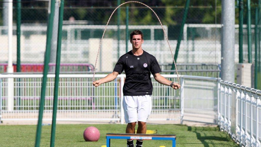 Xavier PENTECOTE - 29.06.2009 - Reprise Entrainement Toulouse - Ligue1 Photo: Manuel Blondeau / Icon Sport