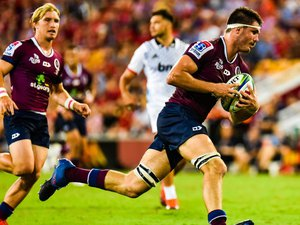 C'est reparti pour le Super Rugby Australien !