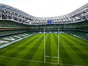 Le stade de l'Aviva Stadium pourrait être celui de la finale de Champions Cup à la place du Vélodrome de Marseille si jamais le Leinster se qualifie pour la finale.