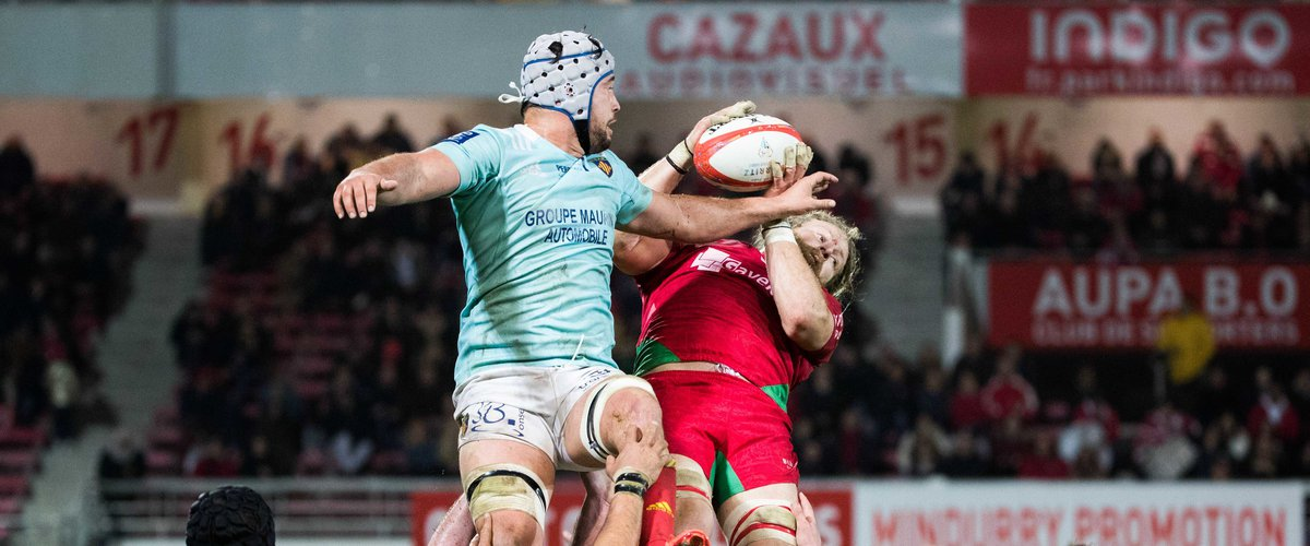 Le choc Biarritz-Perpignan sera l'affiche de la 1ère journée de Pro D2