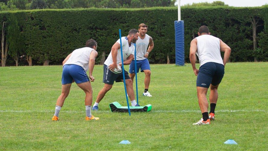Les Biterrois ont repris le chemin de l'entraînement ce lundi dans une ambiance particulière. Cap désormais sur la nouvelle saison pour Jean-Victor Goillot et ses partenaires...