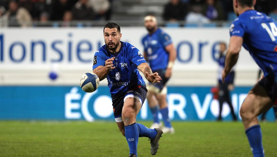 Saga Provence Rugby - Ludovic Radosavljevic, l'enfant du pays