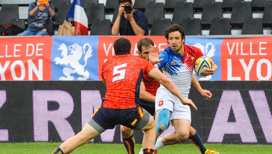Vincent Inigo, ancien joueur de l'équipe de France à 7, s'est lancé dans une nouvelle vie dédiée à l'image, en compagnie de son frère Sébastien.
